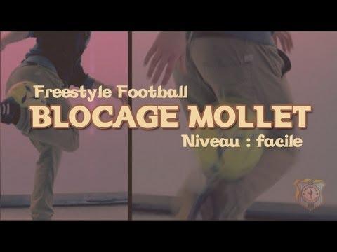 Blocage mollet