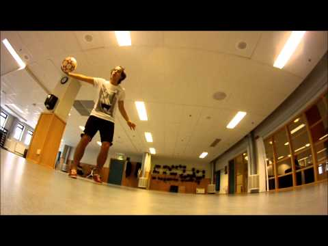 PWG – Freestyle Football – DL Style