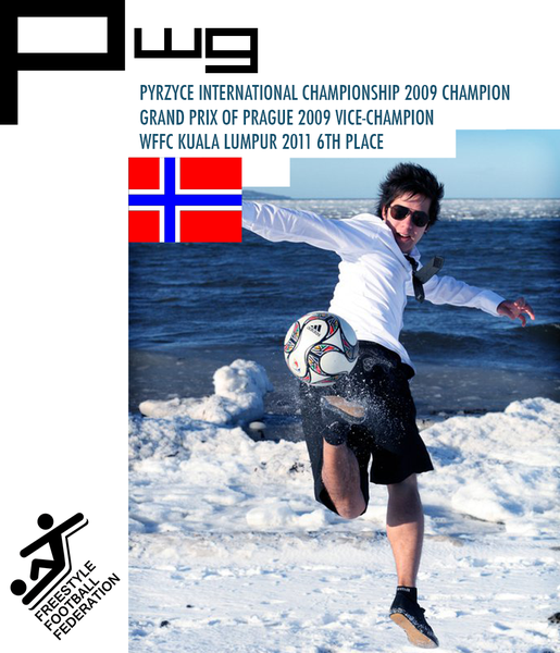 freestyle football pwg sweden