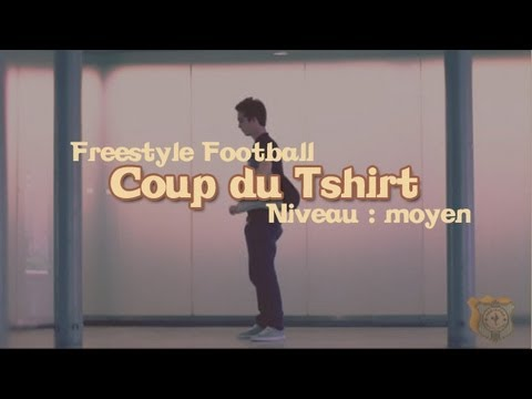 Coup du T-shirt