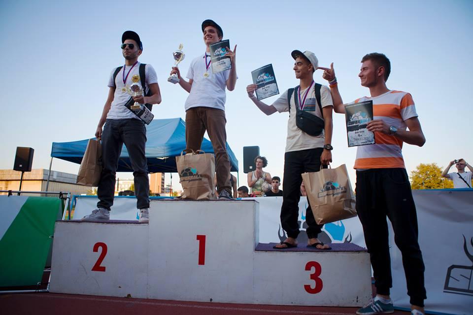 podium routine superball 2013