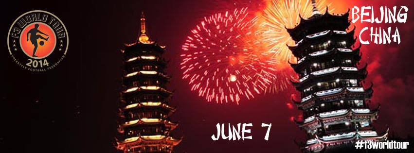 1ere étape du F3WT – Beijing