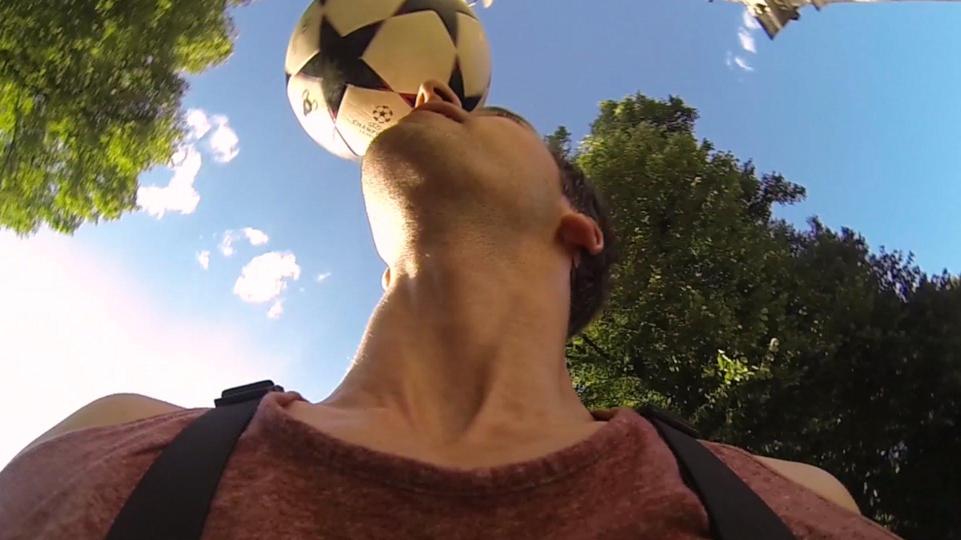 Sven : GoPro Soccer Freestyle