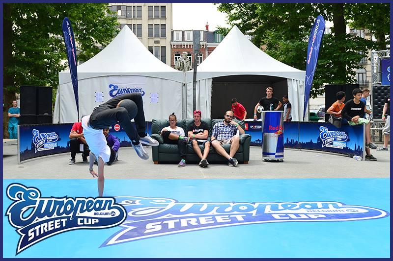 European Street Cup – Première Journée