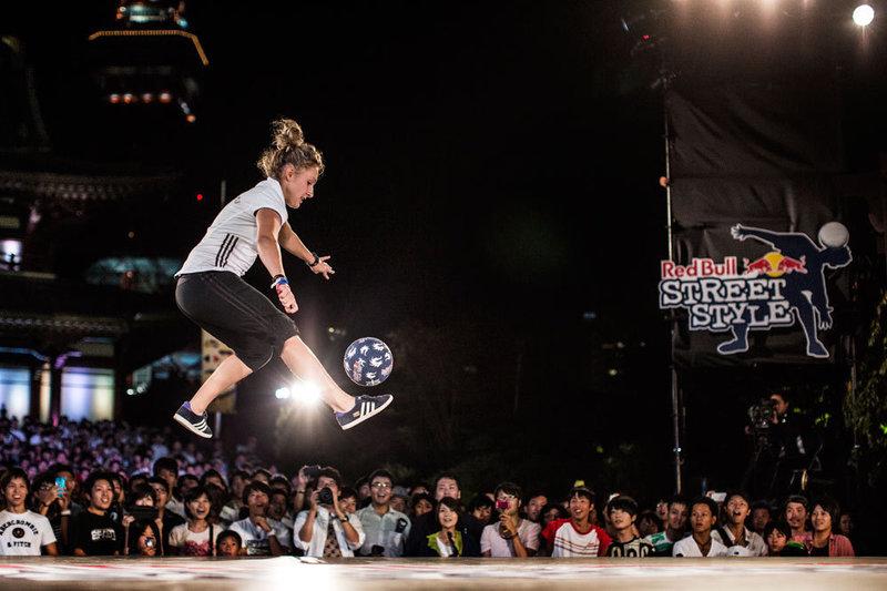 Red Bull Street Style – Qualifs Feminines