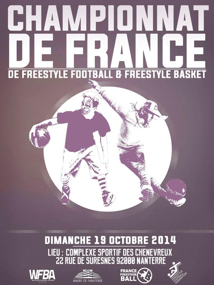 Championnat de France J-3 !