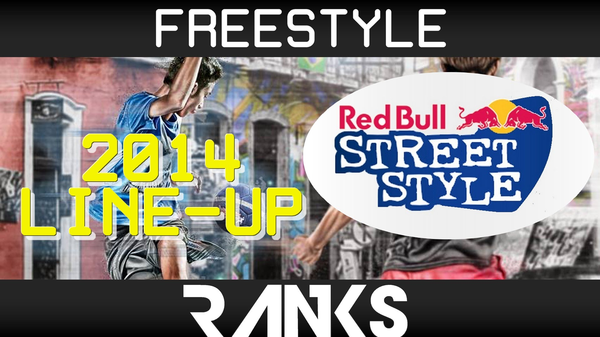 Red Bull Street Style dans 4 jours !