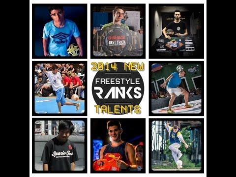 Freestyle Ranks – Révélations de l'année 2014