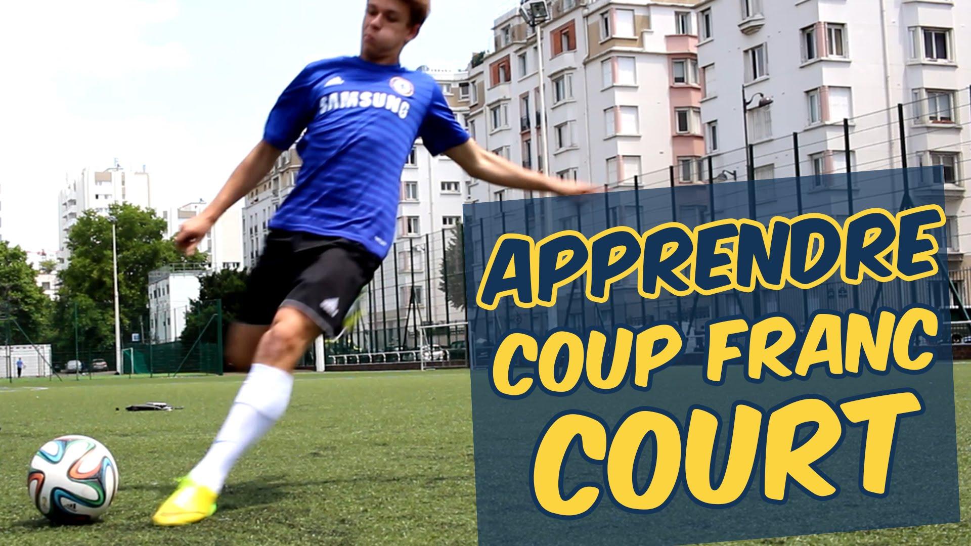 Tuto – Coup Franc court