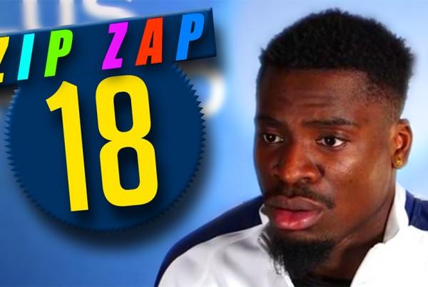 Zip Zap Affaire Aurier