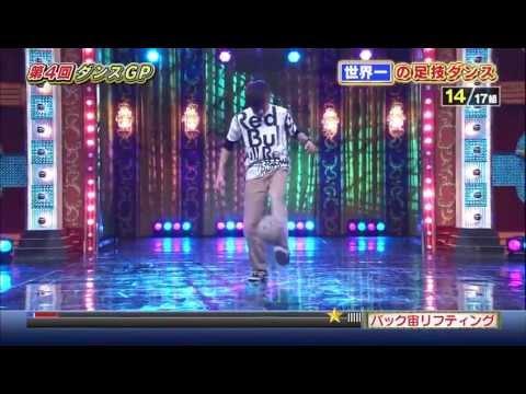 Tokura – Show à la télévision japonaise
