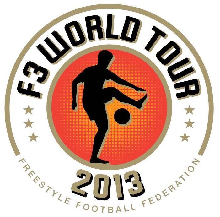 F3 World Tour avec L'Uefa à Londres le 26 mai