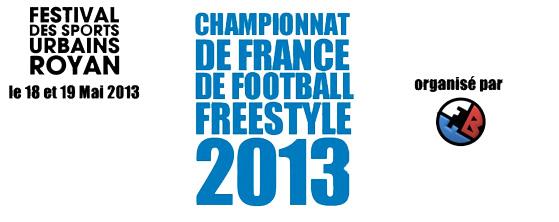 Championnat de France de Freestyle Football