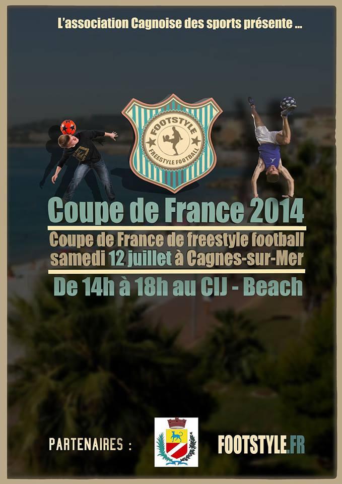 Coupe de France 2014 – Cagnes sur Mer