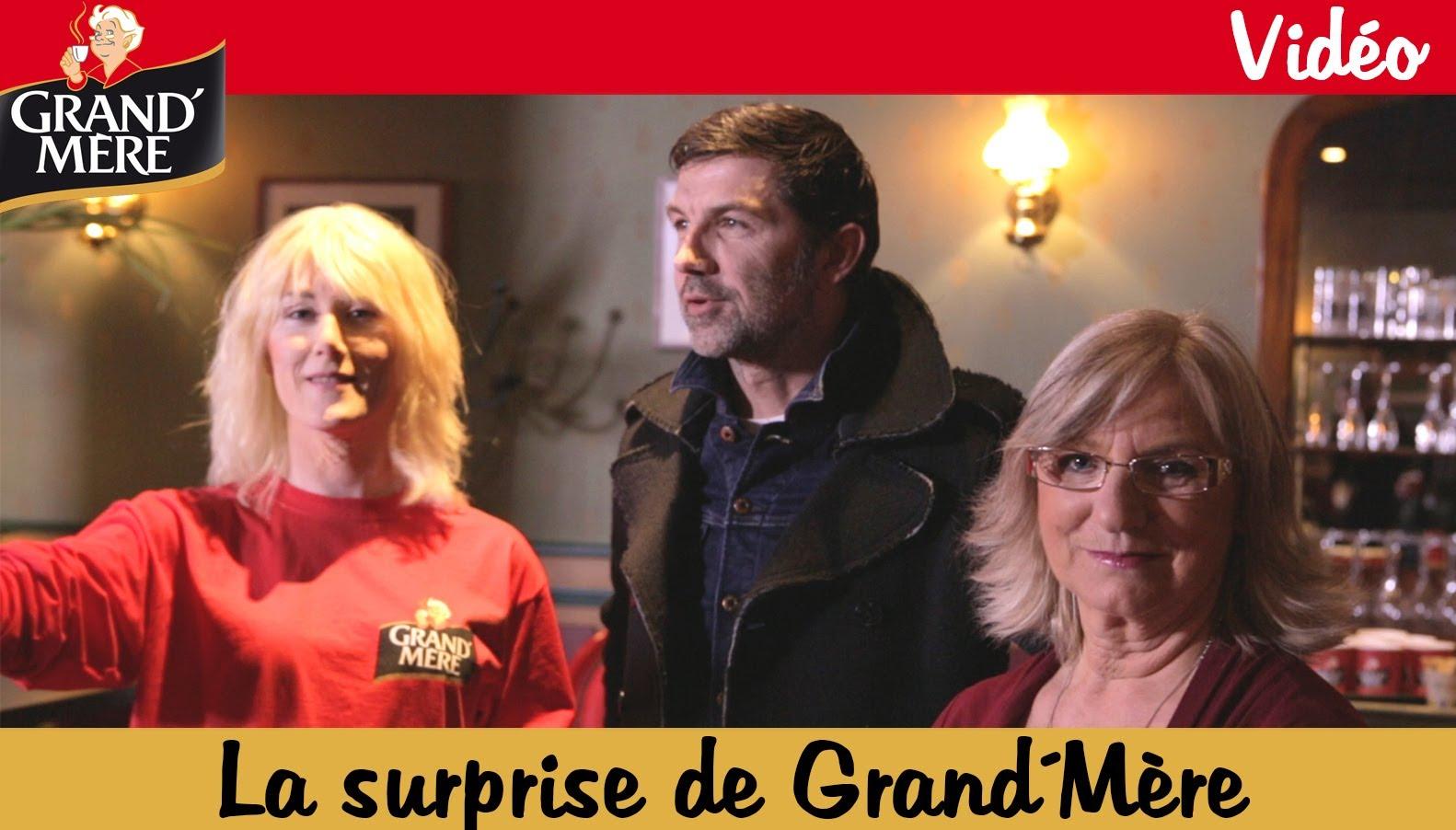 Mélody pour Café Grand Mere