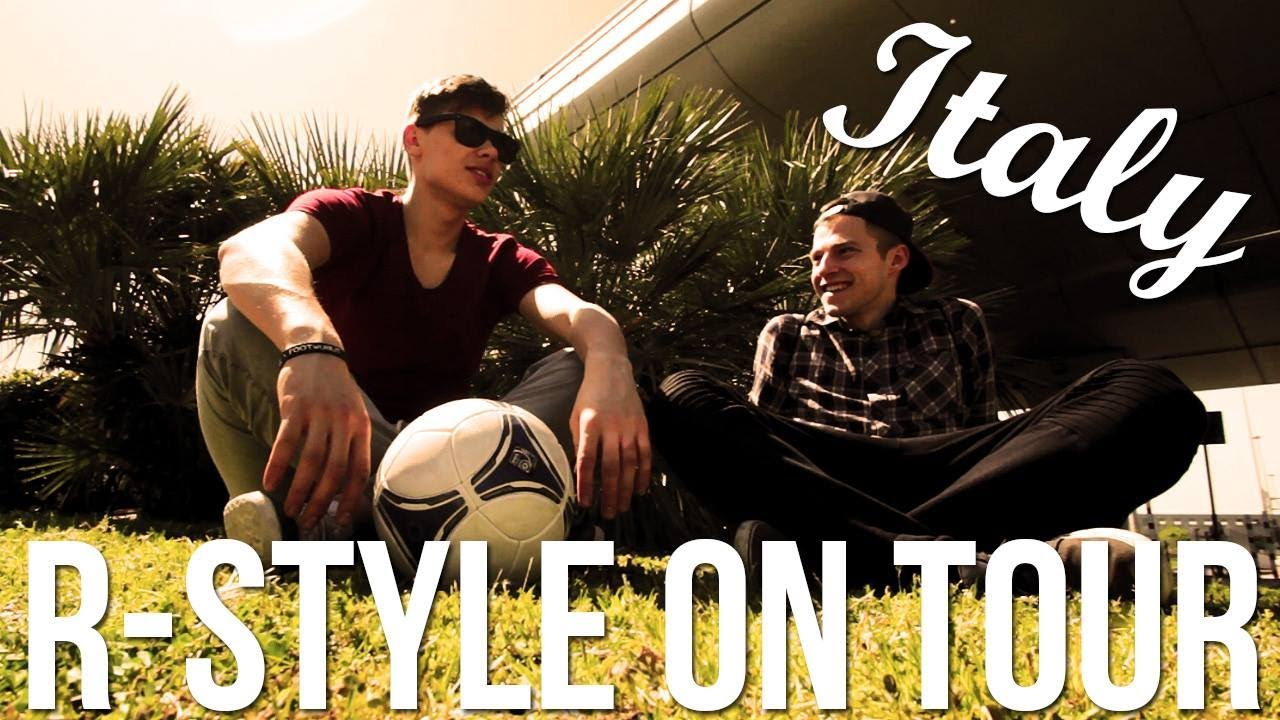RStyle On Tour – Italy