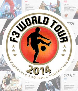 F3 World Tour 2014 : Présentation