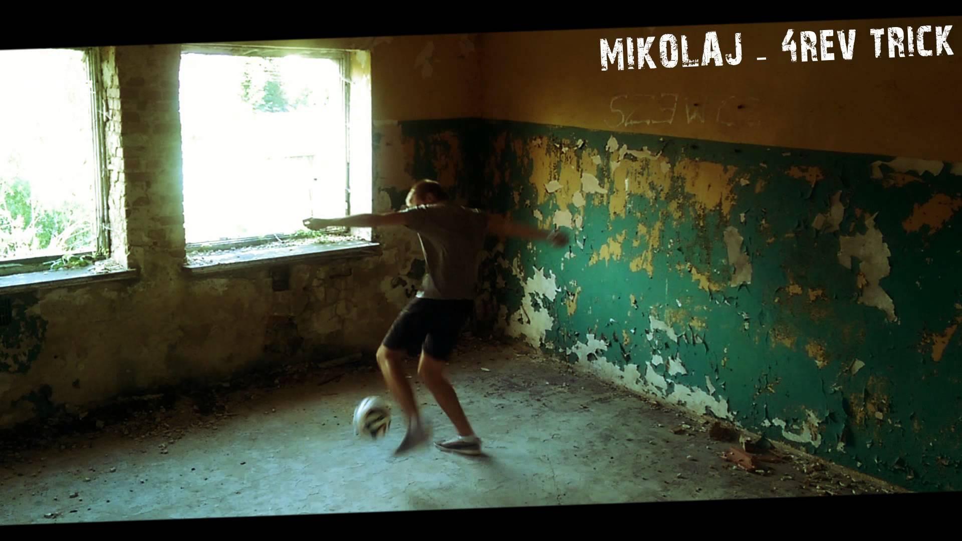 Mikolaj – 4rev trick