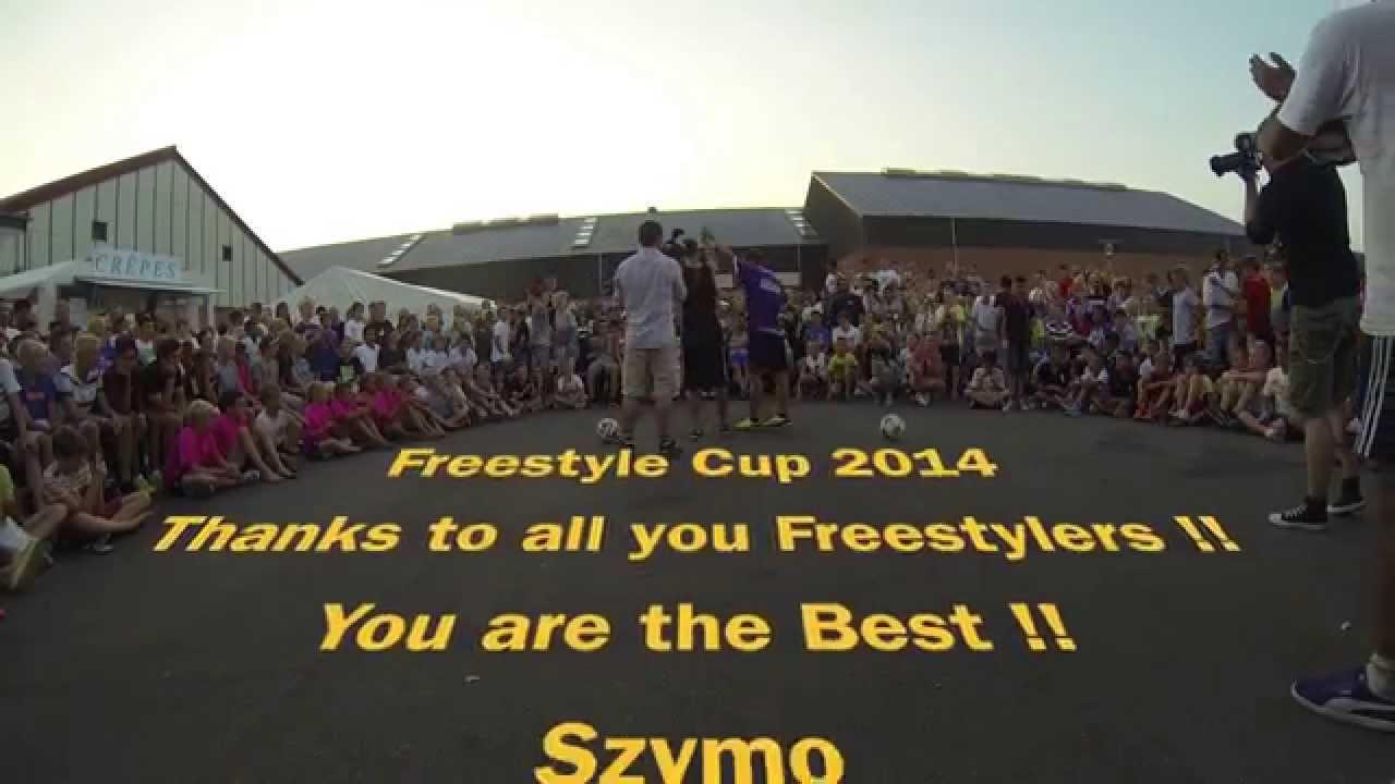Szymo, vainqueur de la Freestyle Cup au Dannemark