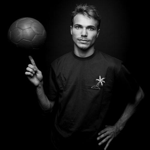 Mathieu pierron freestyle football